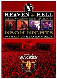 Cover Heaven & Hell - Neon Lights - 30 Years Of Heaven & Hell - Live At Wacken [DVD]